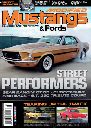 Modified Mustangs & Fords March 2014