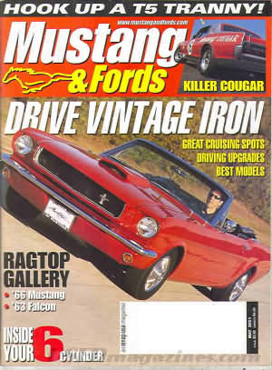 Mustangs & Fords May 2001