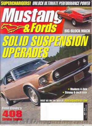 Mustangs & Fords May 2002