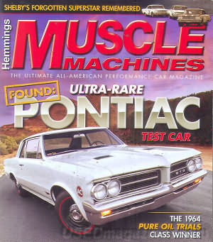 Muscle Machines October 2010