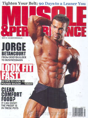 Muscle & Performance January 2011