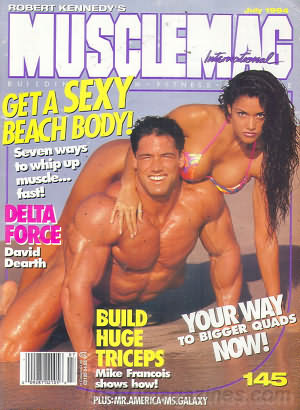 MuscleMag July 1994