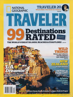 National Geographic Traveler November/December 2010