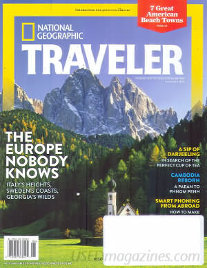 National Geographic Traveler June 2014