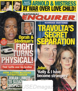 National Enquirer August 29, 2011