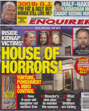 National Enquirer May 27, 2013