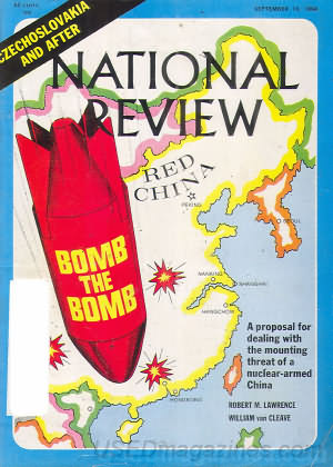 National Review September 10, 1968
