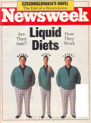 Newsweek April 30, 1990
