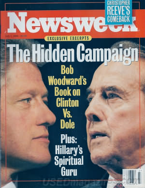 Newsweek July 01, 1996