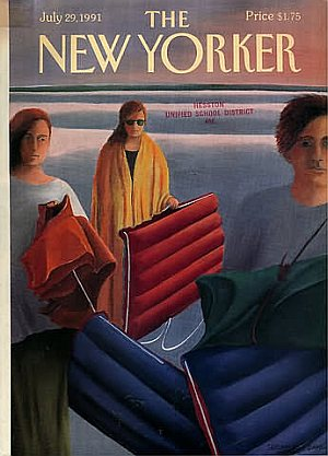 New Yorker July 29, 1991