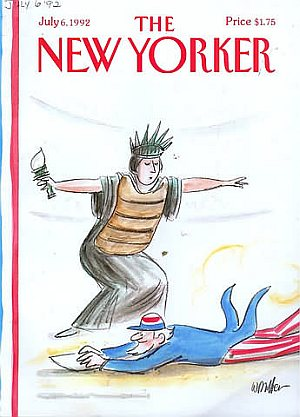 New Yorker July 6, 1992
