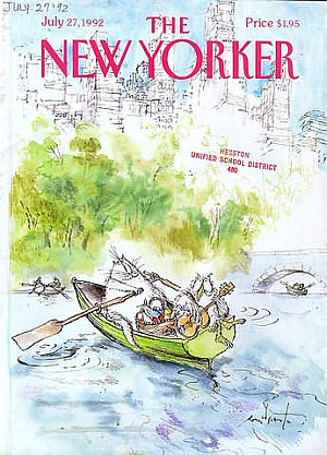 New Yorker July 27, 1992
