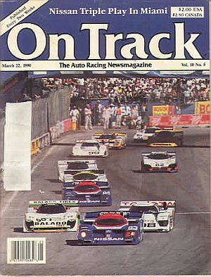 On Track March 22, 1990
