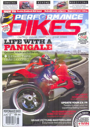 Performance Bikes (UK) June 2012