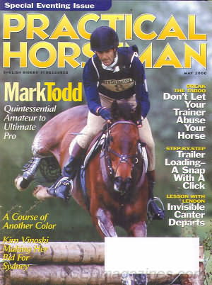 Practical Horseman May 2000