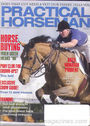 Practical Horseman June 2001