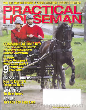 Practical Horseman April 2004