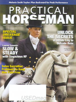 Practical Horseman September 2009