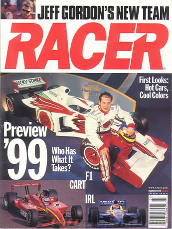 Racer March 1999 #83