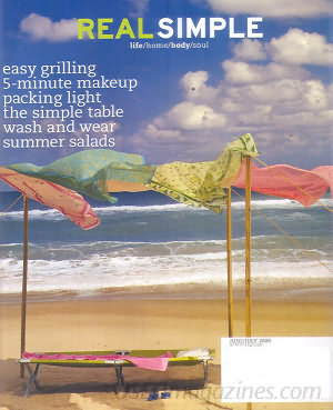 Real Simple June/July 2000