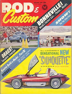 Rod & Custom January 1963