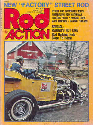 Rod Action August 1975