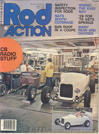 Rod Action August 1976