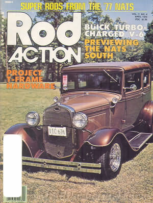 Rod Action April 1978