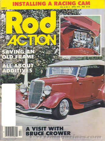 Rod Action April 1979