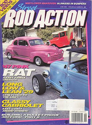 Rod Action June 1995