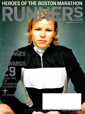 Runner's World April 2004