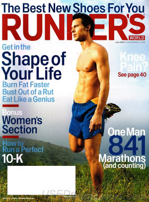 Runner's World June 2004