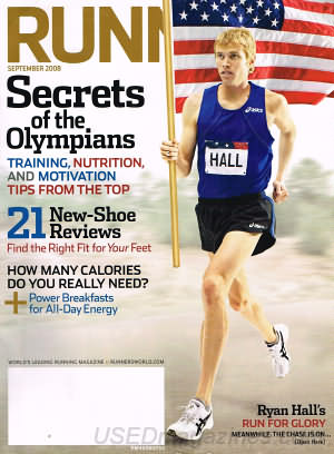 Runner's World September 2008