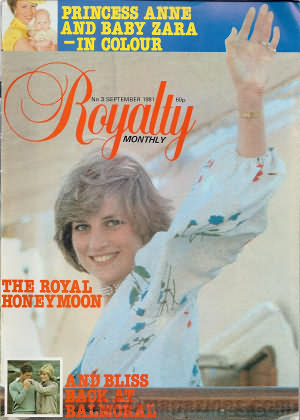 Royalty September 1981