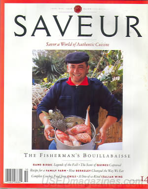 Saveur September/October 1996