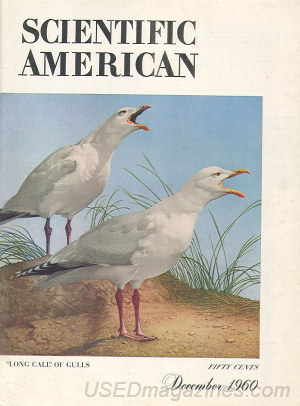 Scientific American December 1960