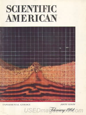Scientific American February 1961