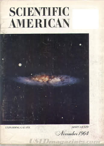 Scientific American November 1964
