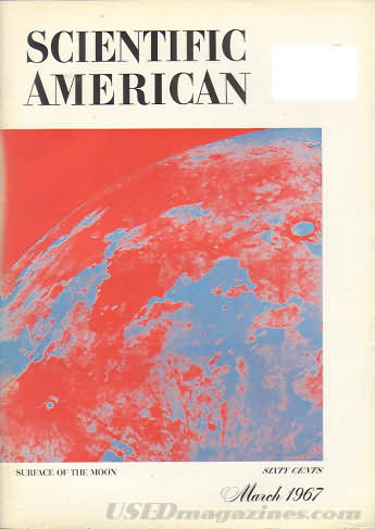 Scientific American March 1967