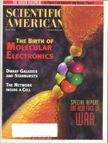 Scientific American June 2000