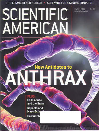 Scientific American March 2002