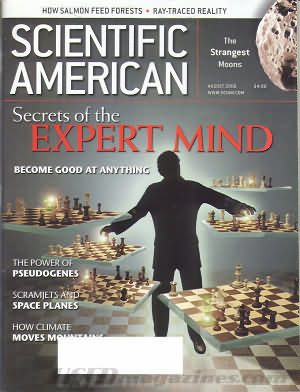 Scientific American August 2006