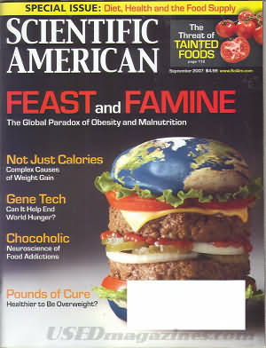 Scientific American September 2007