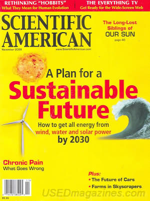 Scientific American November 2009
