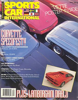 Sports Car International April 1990