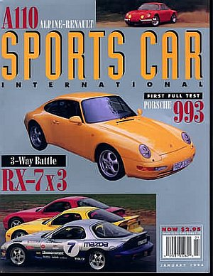 Sports Car International January 1994