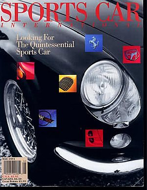 Sports Car International May 1994
