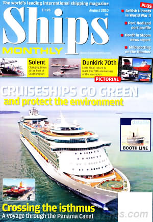Ships Monthly August 2010