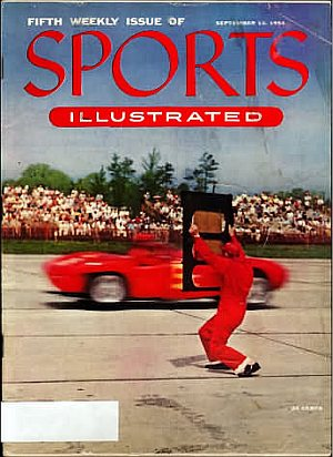 Sports Illustrated September 13, 1954
