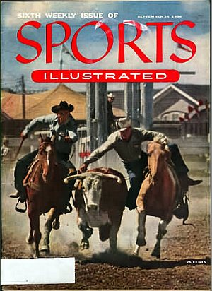Sports Illustrated September 20, 1954